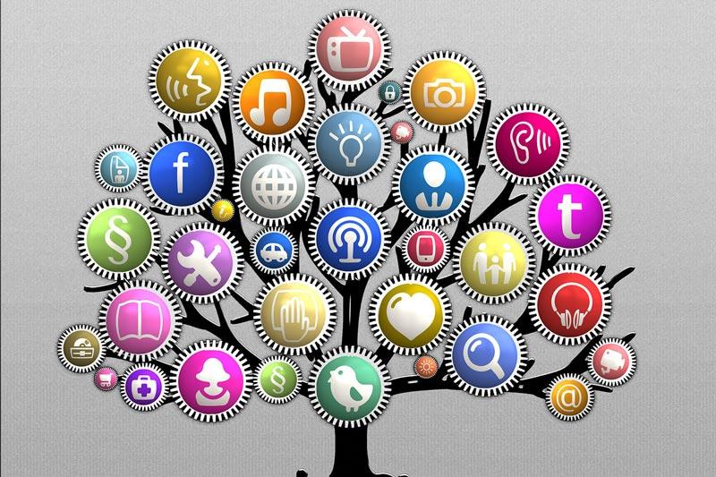 Social Media Kanaele